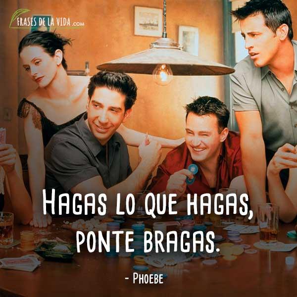 30 Frases De Friends La Pandilla Del Central Perk Con