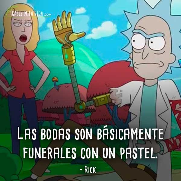 70 Frases De Rick Y Morty Humor A Través De La Galaxia Con Imágenes