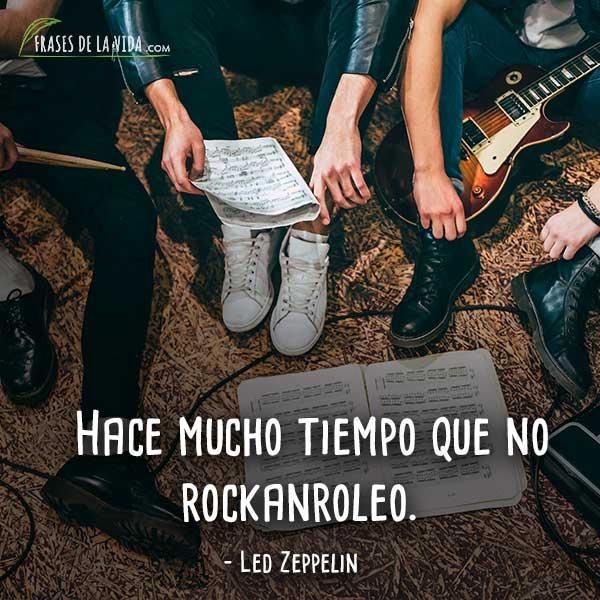 Frases de rock para amigos 8