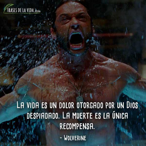 30 Frases De Wolverine El Líder De Los X Men Con Imágenes