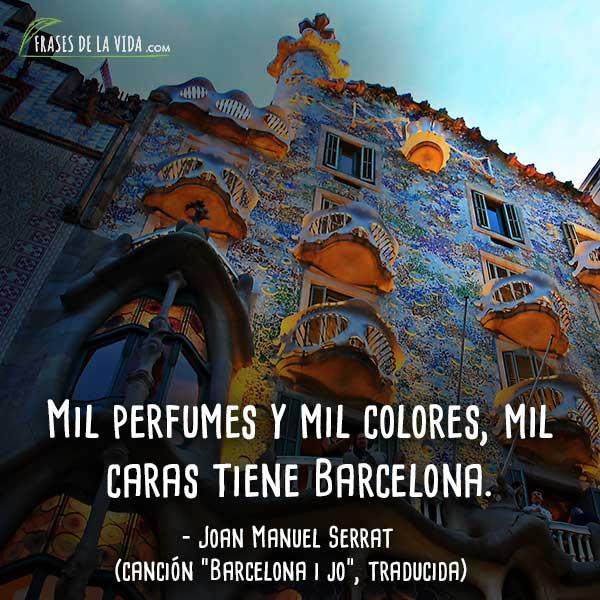 50 Frases De Barcelona Urbe Internacional E Intercultural