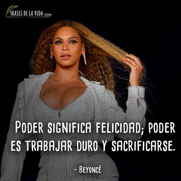 50 Frases De Beyoncé La Cantante Superventas Del Pop Con