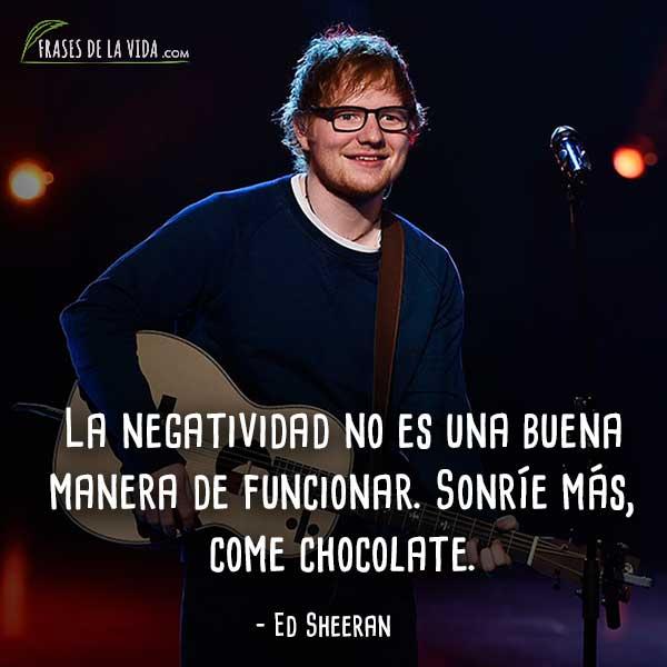 80 Frases De Ed Sheeran El Cantante Que Nos Ha Conquistado
