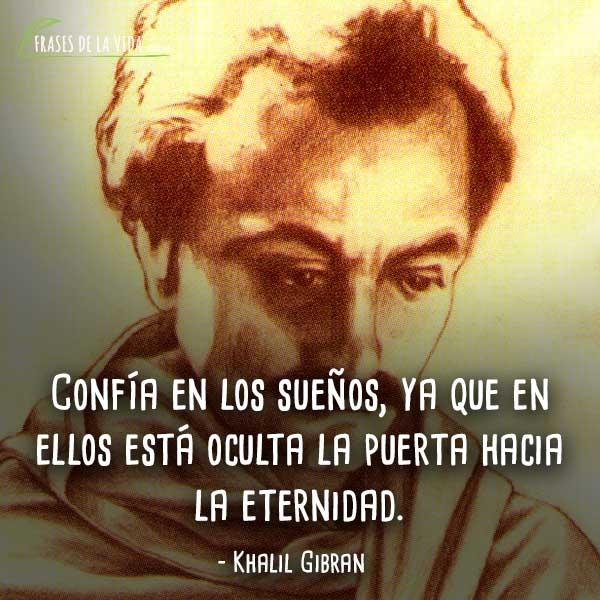 Frases De Khalil Gibran 3 Frases De La Vida