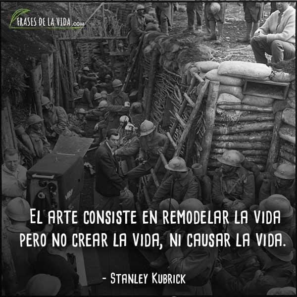 70 Frases De Stanley Kubrick El Perfeccionista Director De