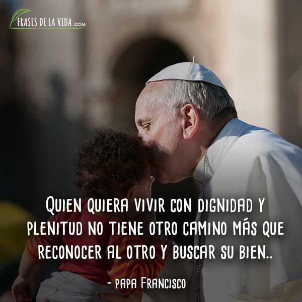 30 Frases Del Papa Francisco La Renovación De La Iglesia Con Imágenes