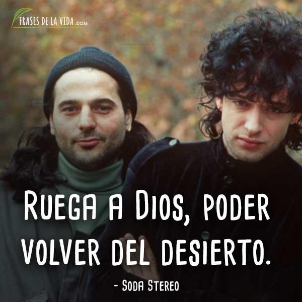 30 Frases De Soda Stereo La Banda Más Internacional De