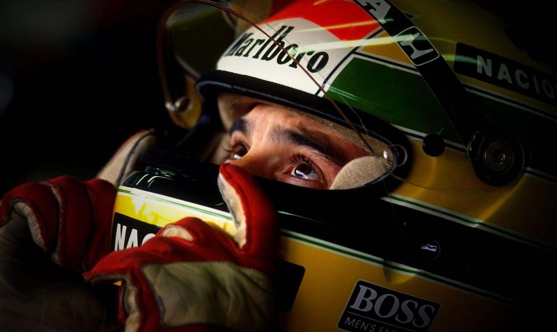 80 Frases De Ayrton Senna El Antes Y El Después De La F1