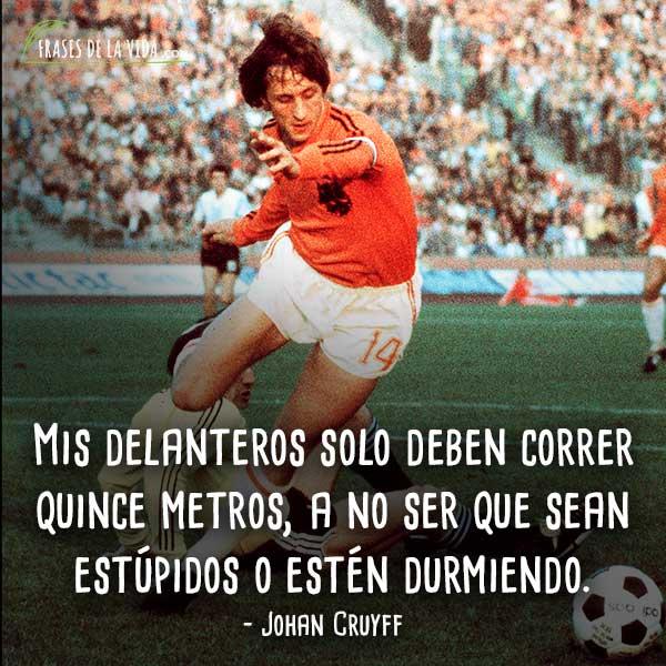 Frases De Johan Cruyff 7 Frases De La Vida