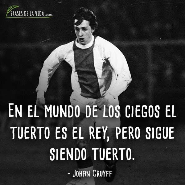 Frases De Johan Cruyff 9 Frases De La Vida