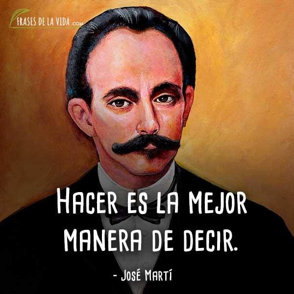 Frases De José Martí 9 Frases De La Vida