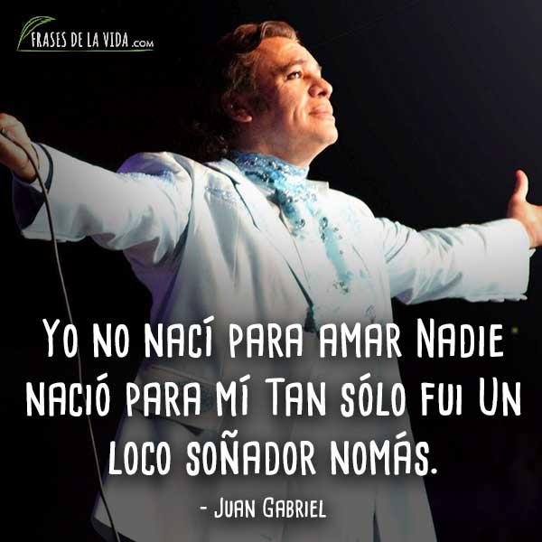 70 Frases De Juan Gabriel El Cantante Mexicano Emblemático