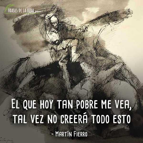 100 Frases De Martín Fierro El Libro Nacional De Los