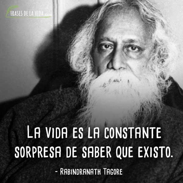 90 Frases De Rabindranath Tagore Hinduismo Y Poesía Imágenes