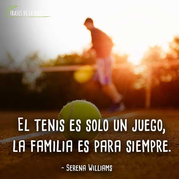 130 Frases De Tenis La Máxima Exigencia Del Deporte Con