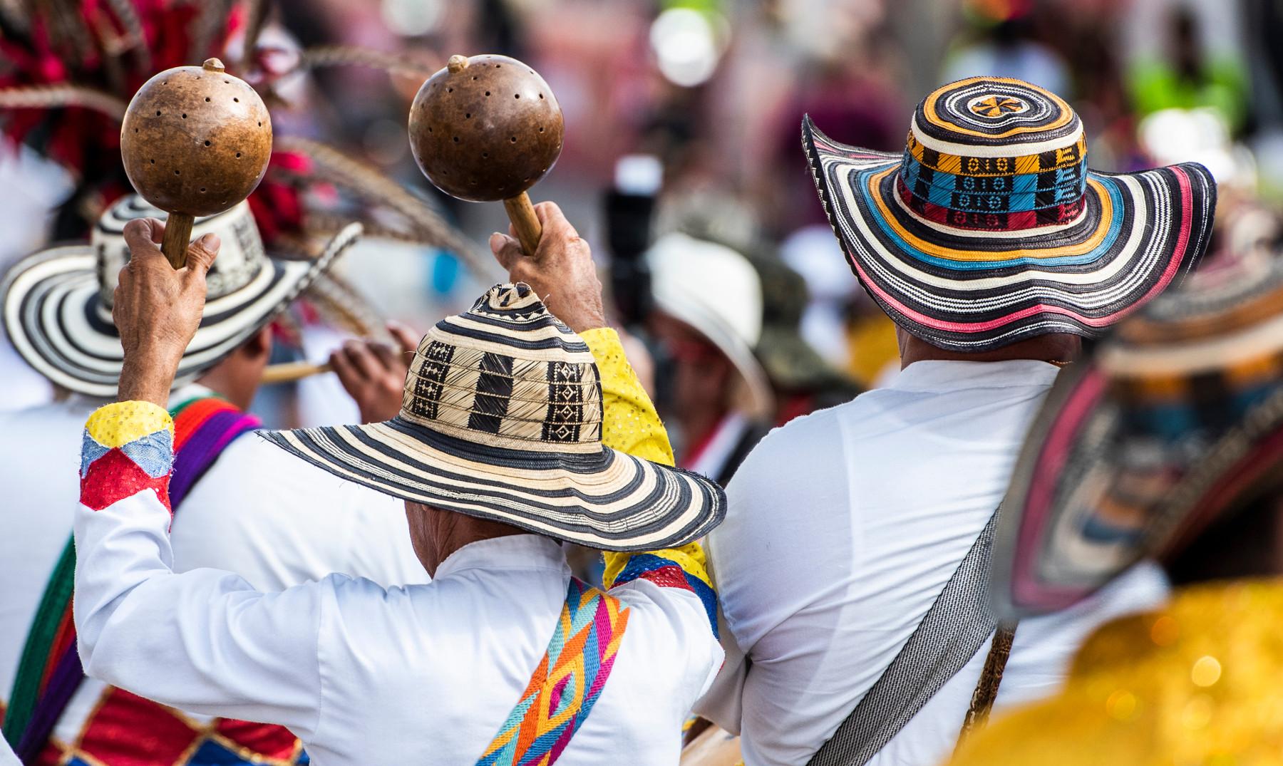 160 Frases De Cumbia La Danza Tradicional De Colombia Con