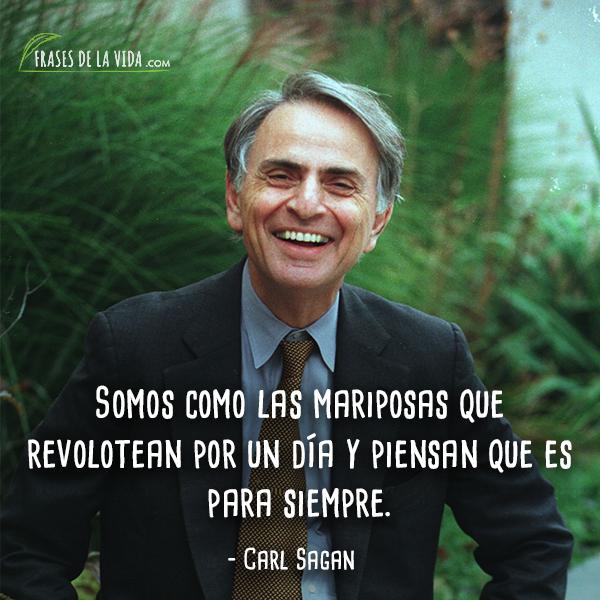 Frases de Carl Sagan (1)