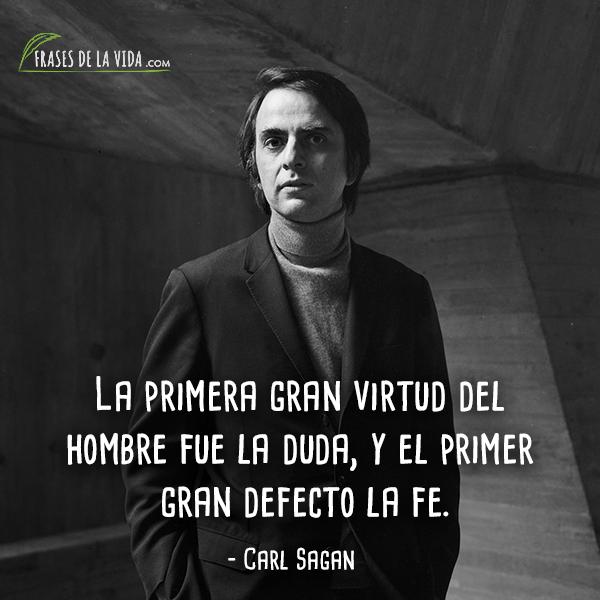 Frases de Carl Sagan (4)