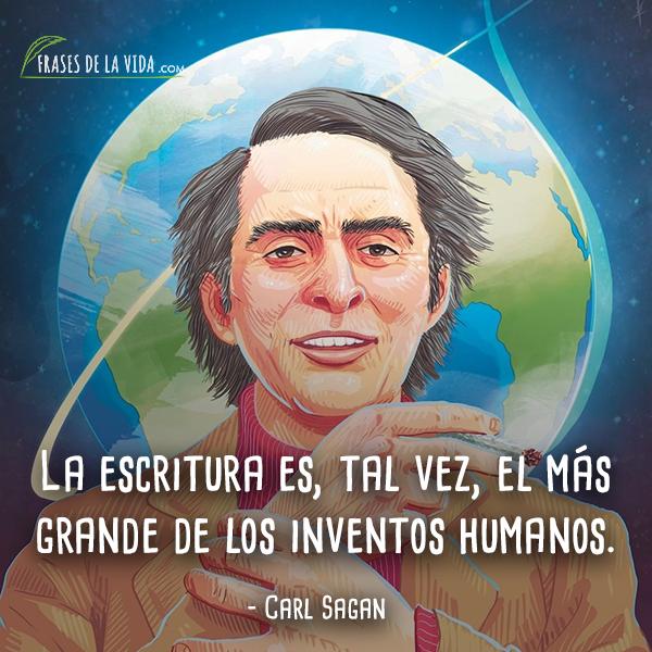 Frases de Carl Sagan (6)