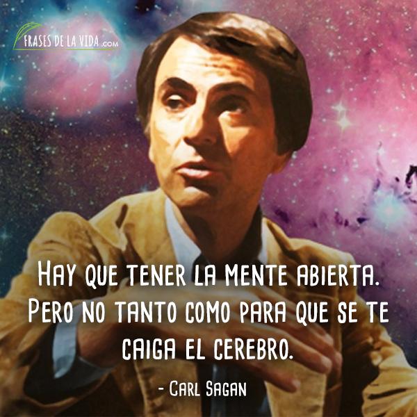 Frases de Carl Sagan (7)