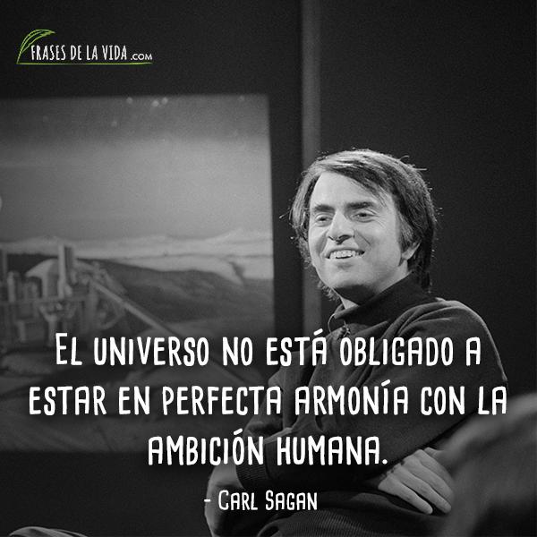 Frases de Carl Sagan (8)
