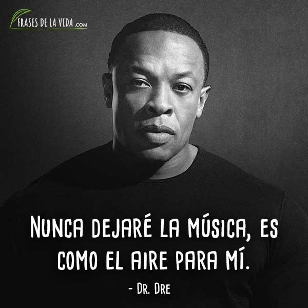 30 Frases De Dr Dre El Productor De Rap Con Imágenes
