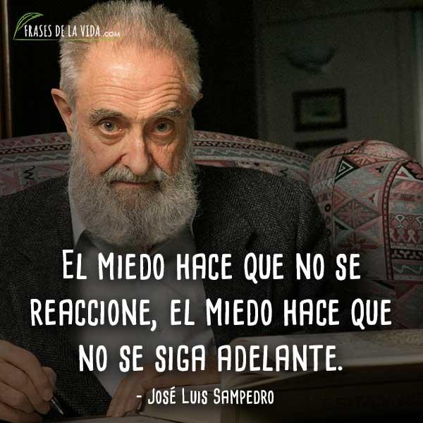 Frases De José Luis Sampedro 6 Frases De La Vida