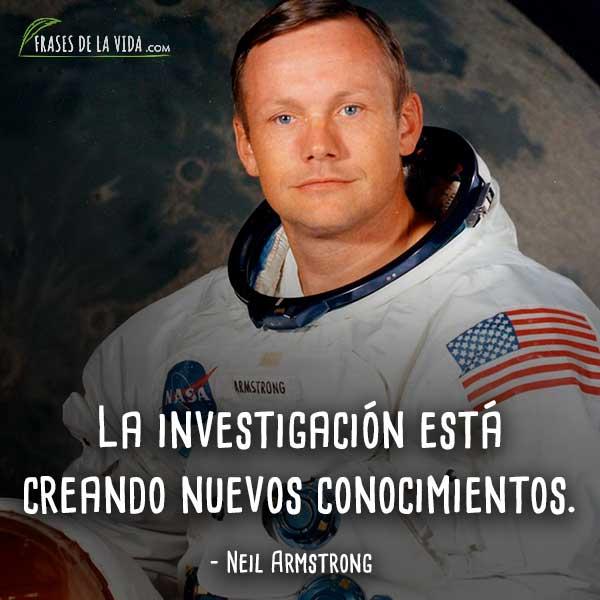 50 Frases De Neil Armstrong De Eeuu A La Luna Con Imágenes