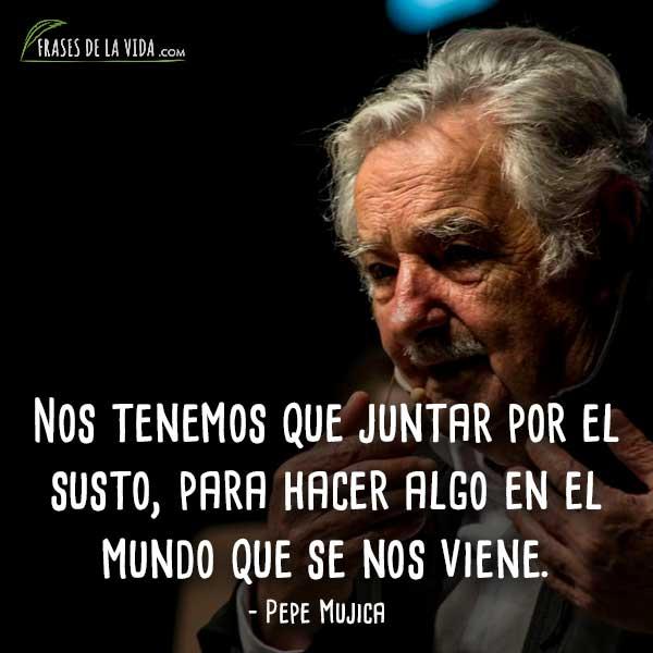 70 Frases De Pepe Mujica La Política En El Corazón Con
