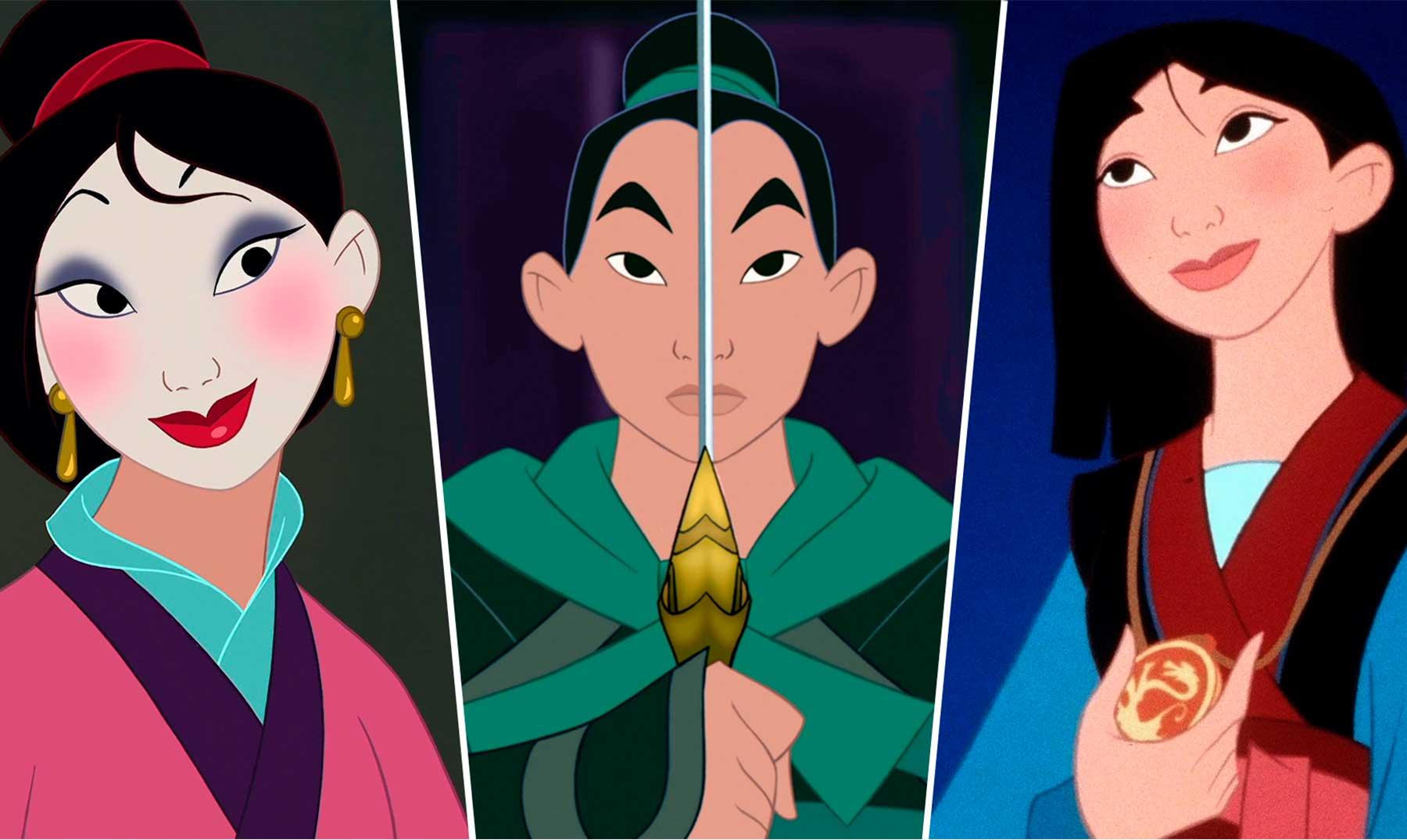 70 Frases De Mulán La Princesa Guerrera Que No Pertenece A