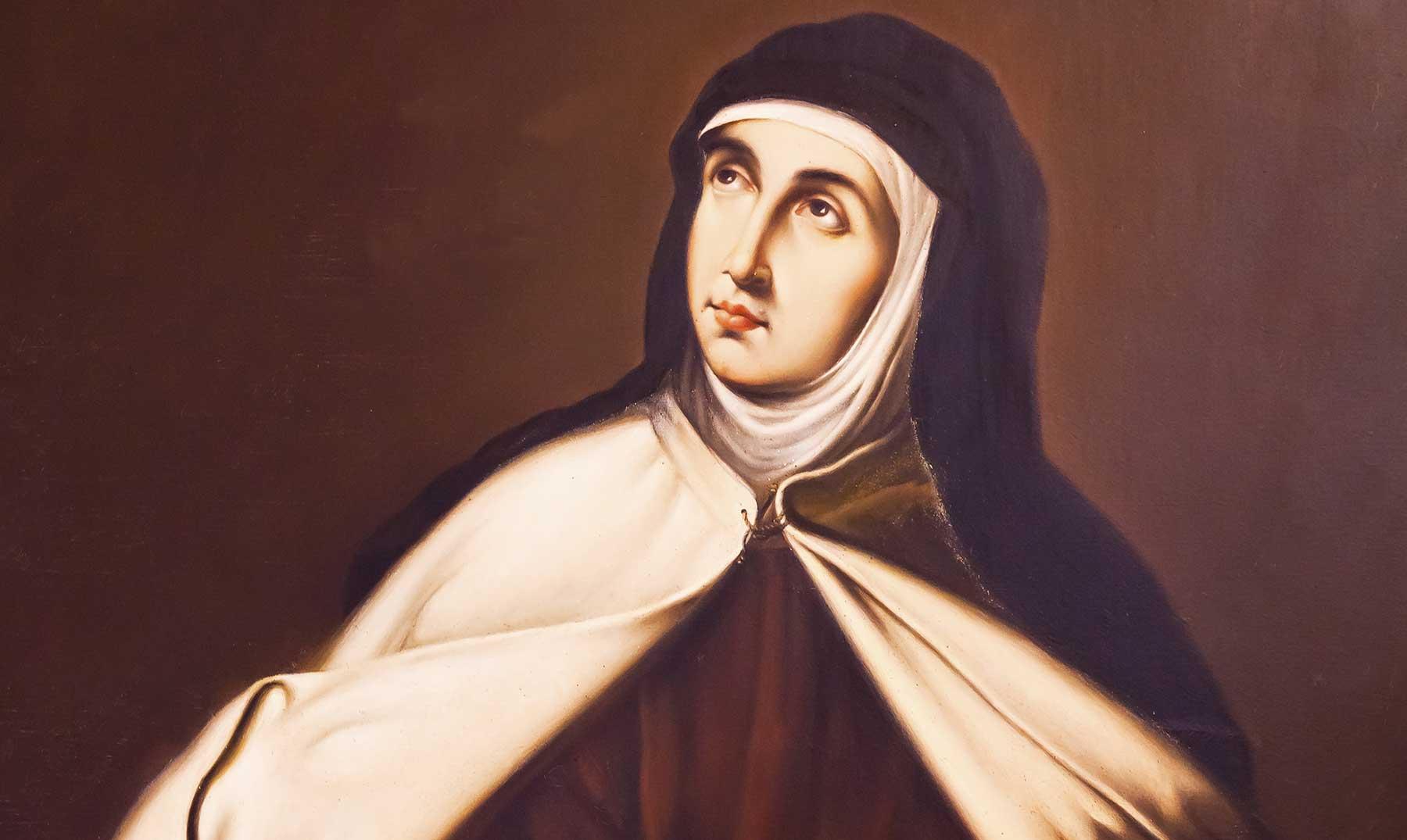 70 Frases De Teresa De Jesús Maestra De La Mística