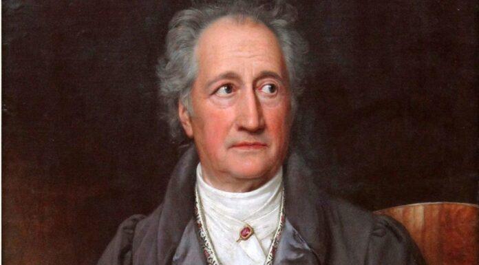 Frases de Goethe