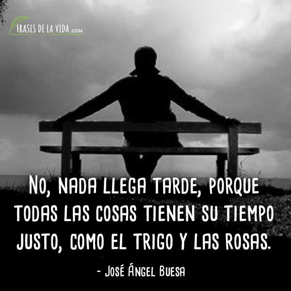 70 Frases De José ángel Buesa Poeta Que Amaba En Exceso