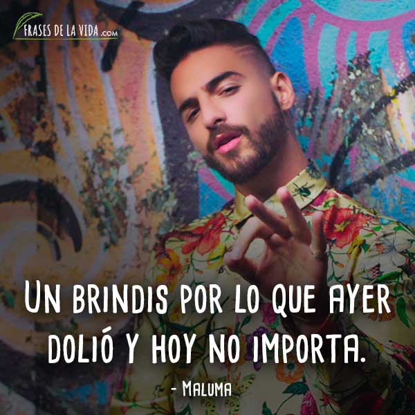 Frases De Maluma 5 Frases De La Vida