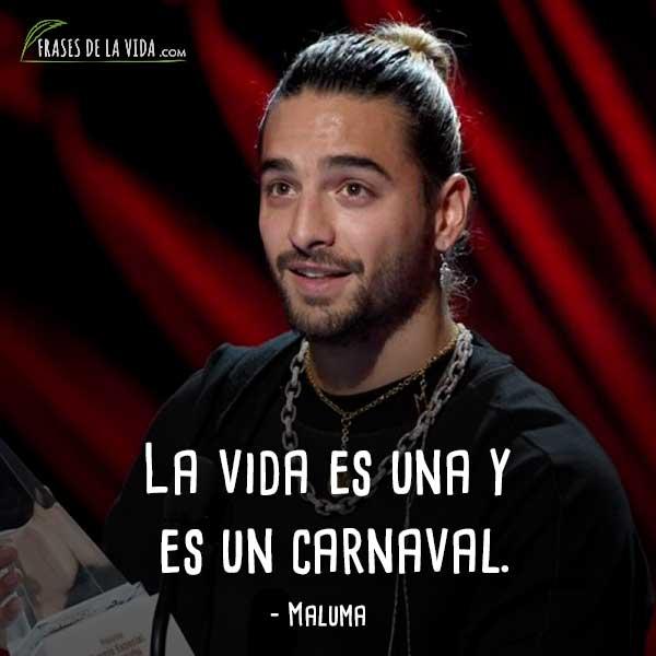 Frases De Maluma 7 Frases De La Vida