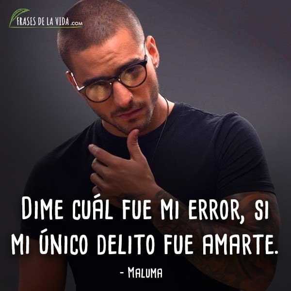 Frases De Maluma 8 Frases De La Vida