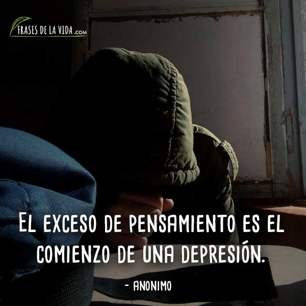 90 Frases Sobre La Depresión El Trastorno De La Juventud