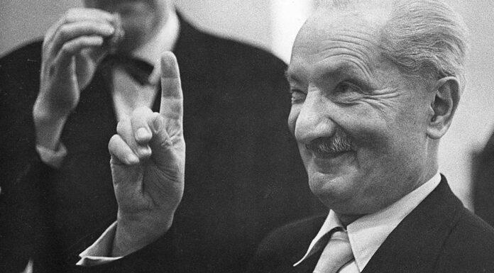 frases de Martin Heidegger
