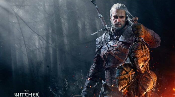 libros de The Witcher