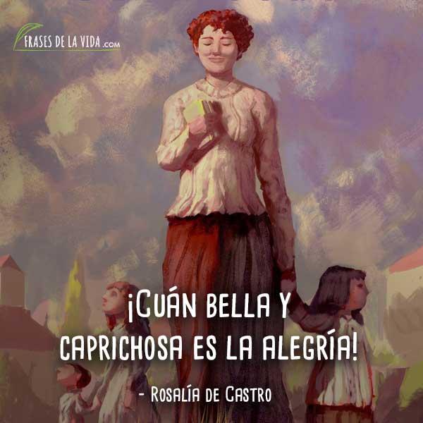 30 Frases De Rosalía De Castro Perla Literaria De Galicia