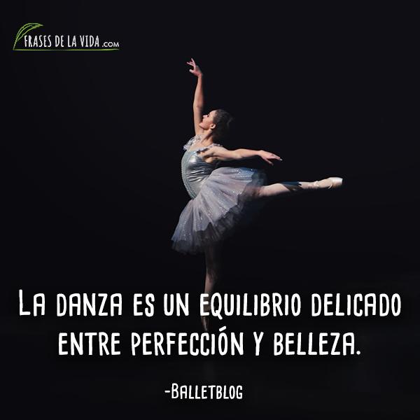 Frases de Ballet (6)