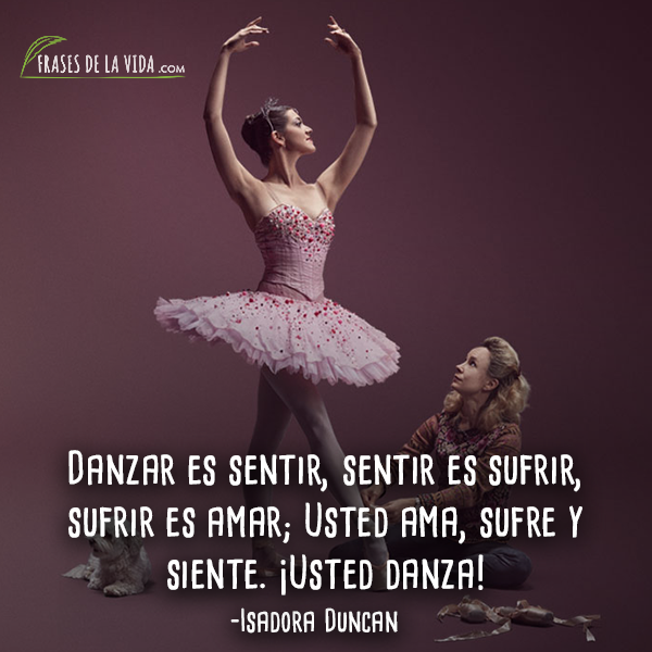 Frases de Ballet (8)