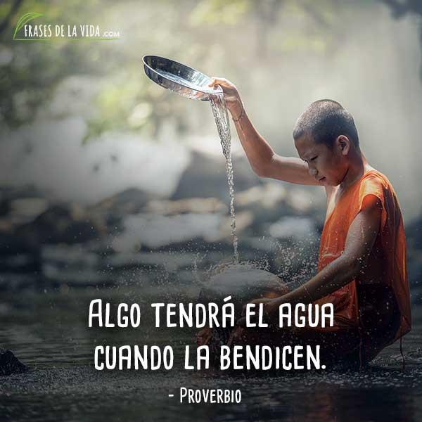 220 Frases Sobre El Agua El Principio Azul De La Vida