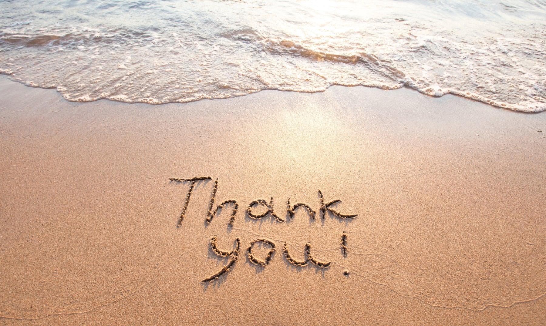 120 Frases De Gracias Bonitas Palabras De Agradecimiento