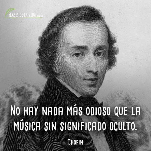30 Frases De Chopin El Creador De Sueños Del Piano Con