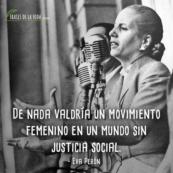 50 Frases De Eva Perón Jefa Espiritual Del Movimiento