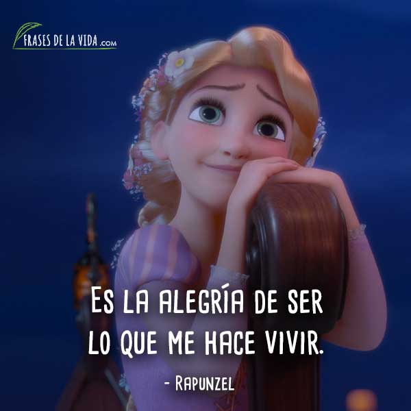 30 Frases De Rapunzel La Princesa De Extraordinaria Melena Imágenes
