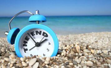Frases para afrontar el fin de las vacaciones con ánimo