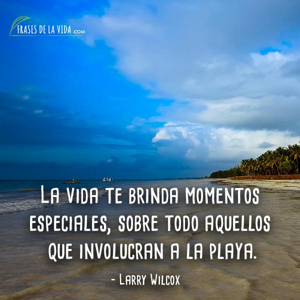 Frases De Playa 4 Frases De La Vida
