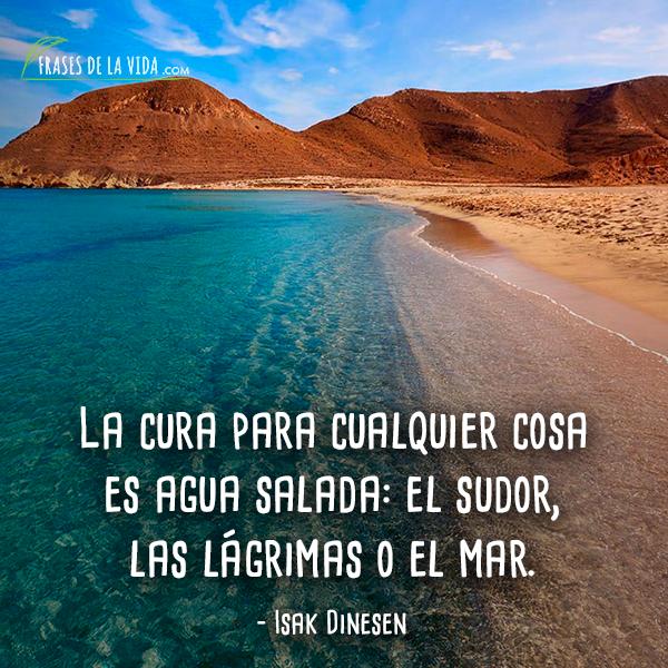 Frases De Playa 9 Frases De La Vida
